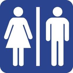 ห้องน้ำภาษาอังกฤษ