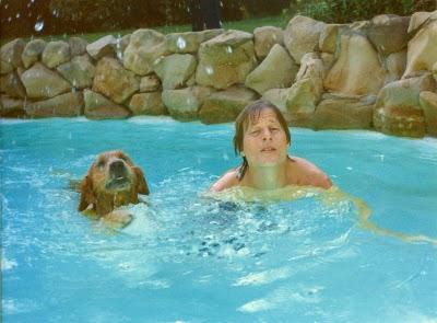 ท่าลูกหมาตกน้ำ Dog Paddle