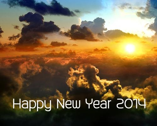คำอวยพรปีใหม่ภาษาอังกฤษ 2014
